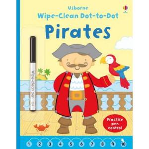 Wipe Clean Dot-to-Dot Pirates