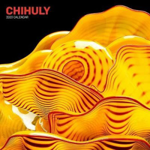 2020 Chihuly Wall Calendar