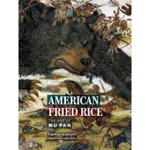 American Fried Rice:  Art of Mu Pan