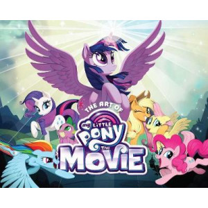 Art of My Little Pony: The Movie