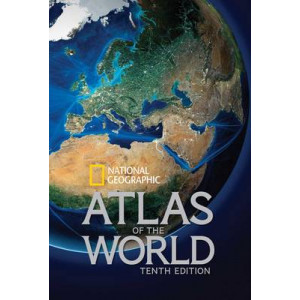 National Geographic Atlas of the World: 10th edition