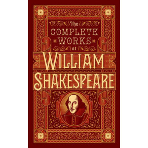 Complete Works of William Shakespeare Leatherbound