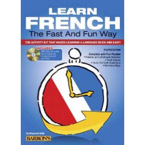 Learn French the Fast and Fun Way with MP3 CD