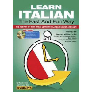 Learn Italian the Fast and Fun Way with MP3 CD