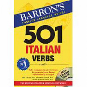 501 Italian Verbs