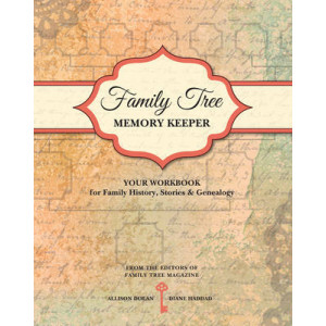 Family Tree Memory Keeper : Your Workbook for Family History, Stories and Genealogy