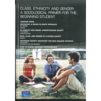 SOCI101 : Class, Ethnicity and Gender 2E - CUSTOM PUBLICATION