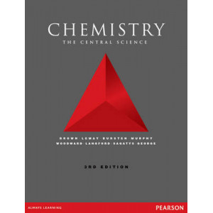 BOOK Chemistry: The Central Science 3E (Australian Edition) 3E [BOOK ONLY]