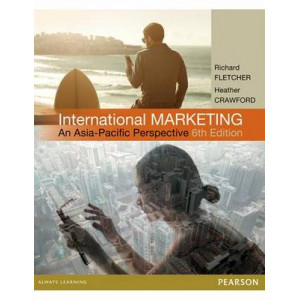 International Marketing: An Asia-Pacific Perspective 6e