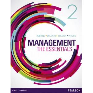 Management - the Essentials 2E