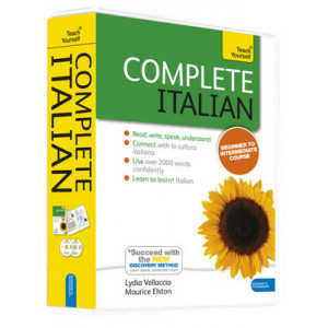 Complete Italian Beginner to Intermediate Course: (Book and Audio Support) Learn to Read, Write, Speak and Understand a New Language with Teach Yourse