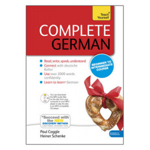 Complete German Beginner to Intermediate Course: Book/CD-ROM Pack