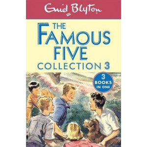 Famous Five Collection 3: Books 7-9