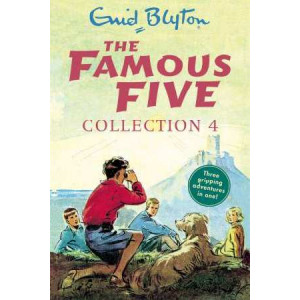 Famous Five Collection 4: Books 10-12