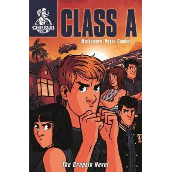 Class A: The Graphic Novel (CHERUB #2)