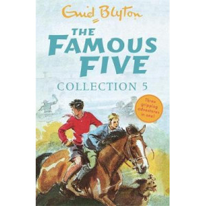 Famous Five Collection 5: Books 13-15