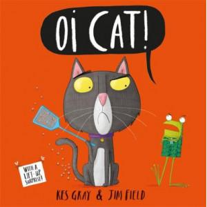 Oi Cat! (Board Book)