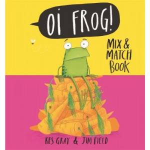 Oi Frog! Mix & Match Board Book Edition