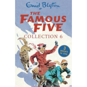 Famous Five Collection 6: Books 16-18