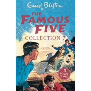 Famous Five Collection 7: Books 19, 20 and 21