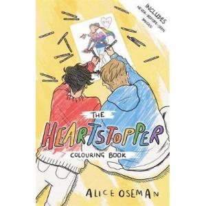 Heartstopper Colouring Book