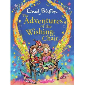 Adventures of the Wishing-Chair Deluxe Edition: Book 1