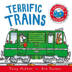 Amazing Machines Terrific Trains