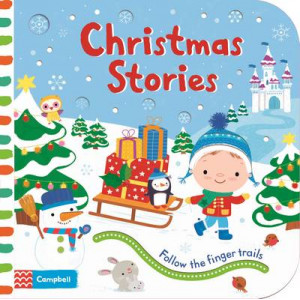 Christmas Stories: Follow the Finger Trails