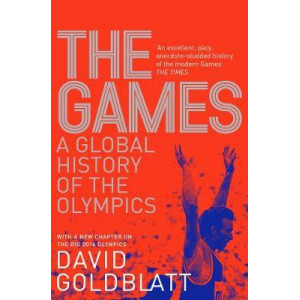 Games: A Global History of the Olympics