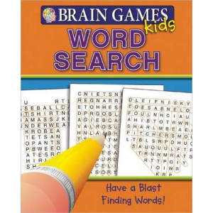 Brain Games Kids: Wordsearch
