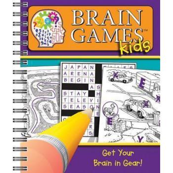 BG Brain Games Get Your Brain in Gear