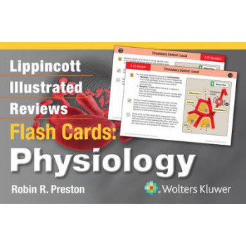 Lippincott Illustrated Reviews Flash Cards: Physiology