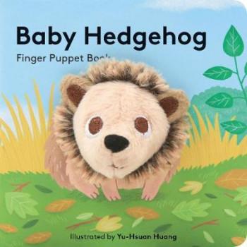 Baby Hedgehog: Finger Puppet Book
