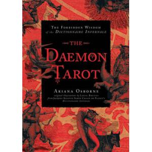 Daemon Tarot Books & Card Set: The Forbidden Wisdom of the Infernal Dictionary