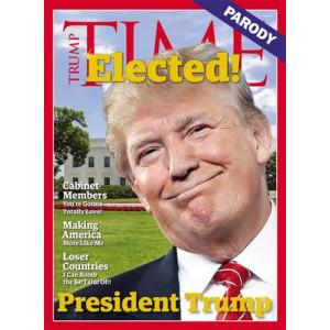 President Trump: Parody