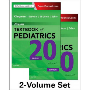 Nelson Textbook of Pediatrics (20th Edition, 2015)