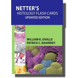 Netter's Histology Flash Cards