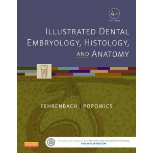 Illustrated Dental Embryology, Histology, and Anatomy 4e