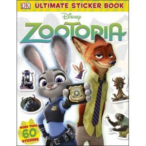 Disney Zootopia: Ultimate Sticker Book