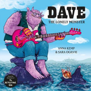 Dave the Lonely Monster