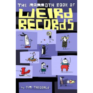 Mammoth Book of Weird Records