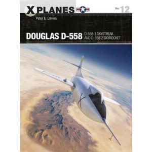 Douglas D-558: D-558-1 Skystreak and D-558-2 Skyrocket