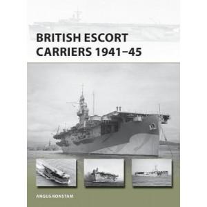 British Escort Carriers 1941-45