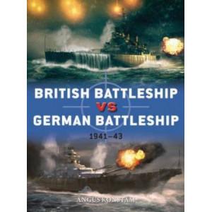 British Battleship vs German Battleship: 1941-43