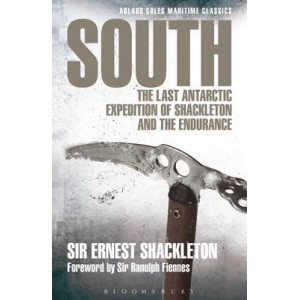 South : The Last Antarctic Expedition of Shackleton and the Endurance