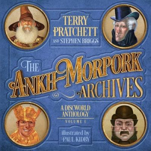 Ankh-Morpork Archives: Volume One, The