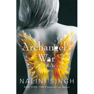 Archangel's War: Guild Hunter Book 12