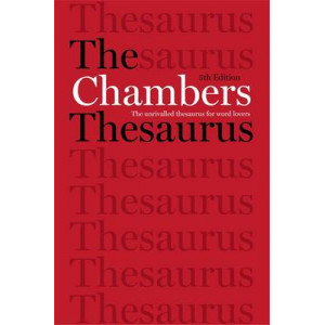 Chambers Thesaurus 5th Edition
