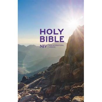 NIV Thinline Value Hardback Bible