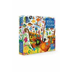 Usborne Book & Jigsaw: Under the Sea